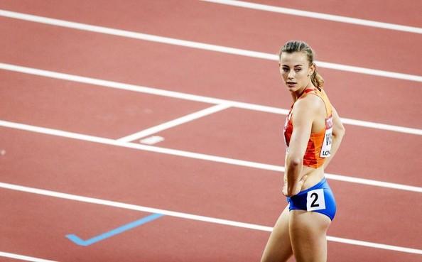 Nadine Visser nadert Nederlands record 60 horden