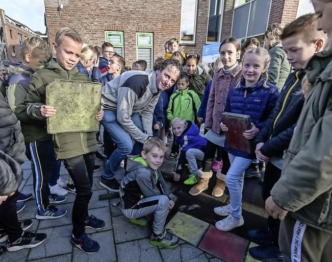 Pancratiusschool Enkhuizen wint pleinwedstrijd hoogheemraadschap: een groene oase in het hart van de stad <p data-wpview-marker=