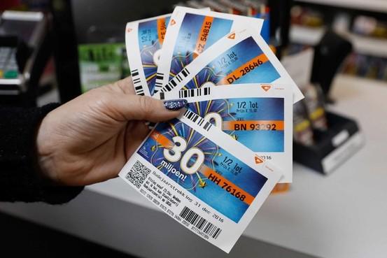 Staatsloterij biedt gratis loten en vergoeding