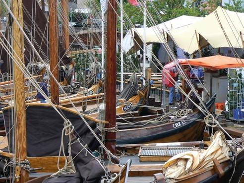Zaterdag volop 'maritiem vermaak' op en rond Botterwerf in Huizen