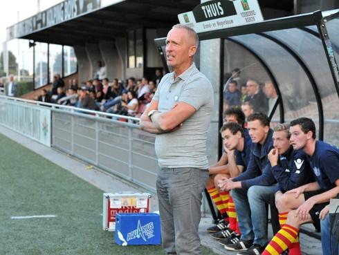 Alkmaarsche Boys stelt Robin de Haan aan als opvolger voor per direct gestopte hoofdtrainer Mats Blokdijk