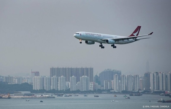 Piloten Cathay Pacific ontslagen om protest