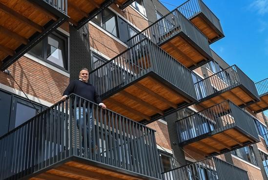 Weer 83 appartementen erbij in Hoorn: 'We kunnen dit nog tig keer doen!'
