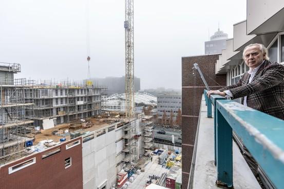Conflict bij bouw project Lorentz