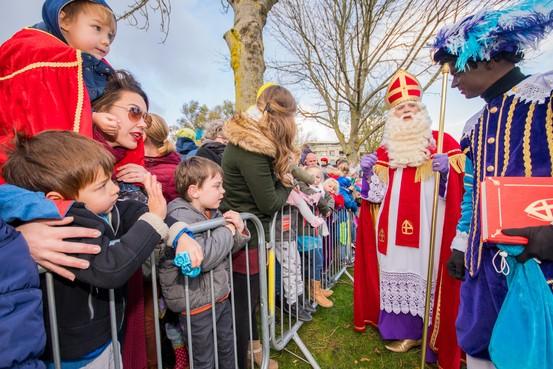Lisse en meeste andere bollendorpen halen Sinterklaas in