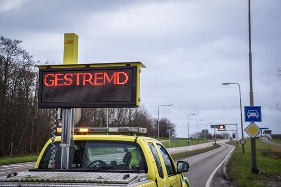 Dijk Enkhuizen-Lelystad blijft langer dicht