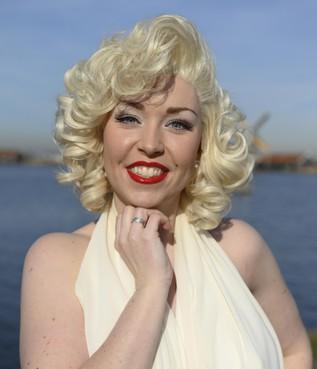 Marilyn Monroe leeft nog, in de Zaan