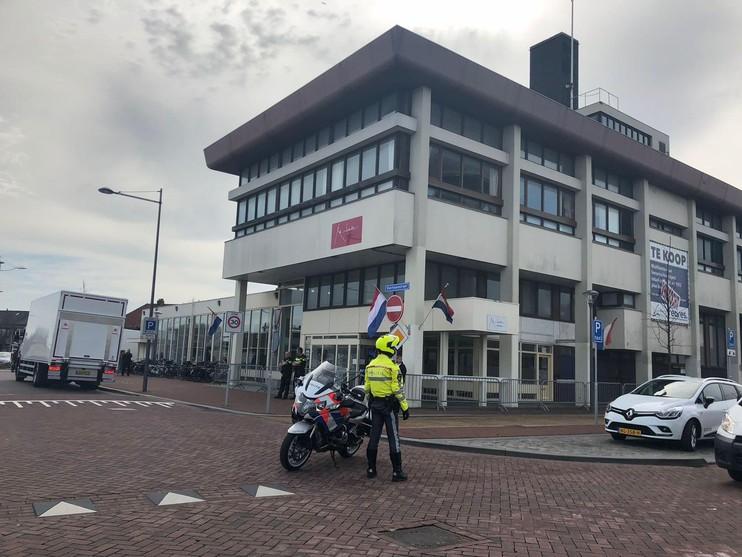 Rob Scholtemuseum Den Helder ontruimd [video]
