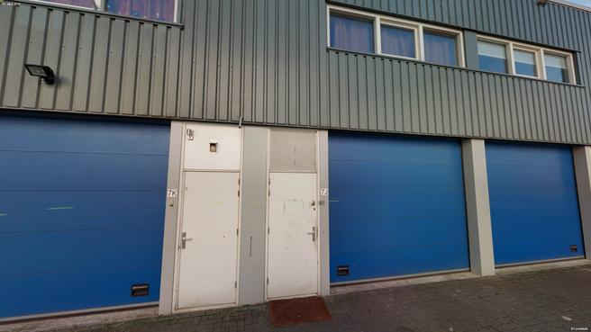 Burgemeester Hoorn sluit drugsloods Electronweg