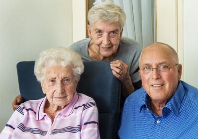 Miep wordt 100: 'Een 'viezig vrouwtje' voorspelde al dat ik een lang en goed leven zou leiden'