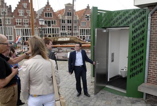 'Openbaar toilet hard nodig in Heemstede'