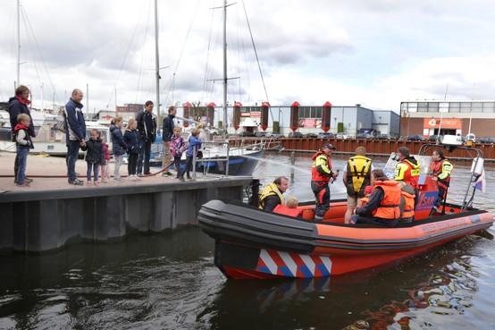 Streep door KNRM-post Gooimeer: reddingstations Huizen en Blaricum weer zelfstandig