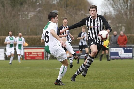 Roulerend FC Hilversum haalt angel uit Baarn