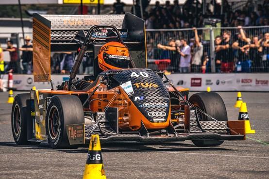 Het nieuwe racen gaat elektrisch en zonder bestuurder