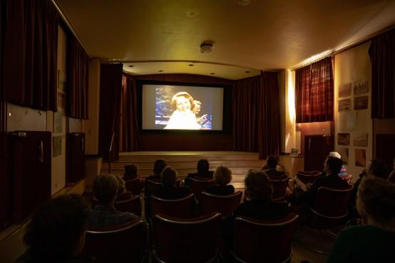 Vorstelijk verleden kijken in bioscoop Paleis Soestdijk