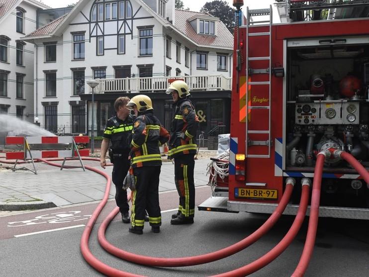 Woningen ontruimd wegens gaslek in Oegstgeest