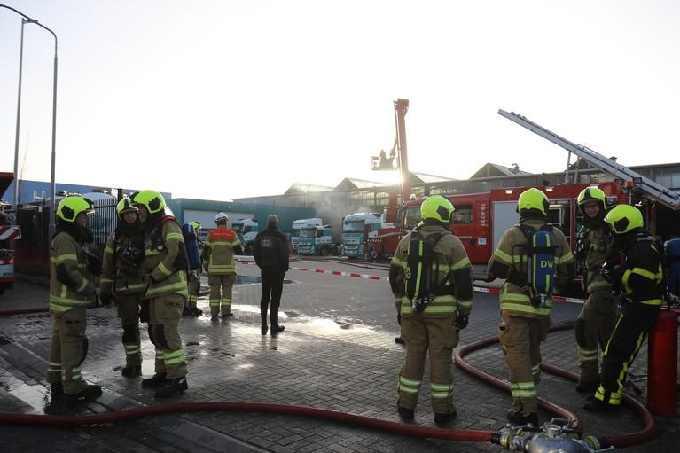 Stankoverlast in Gooi en Vechtstreek na ongeval tankauto