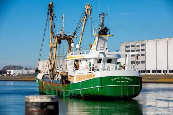 Frankrijk verbiedt pulsvisserij