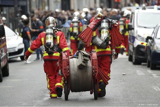 Franse brandweer roept 'zomerstaking' uit