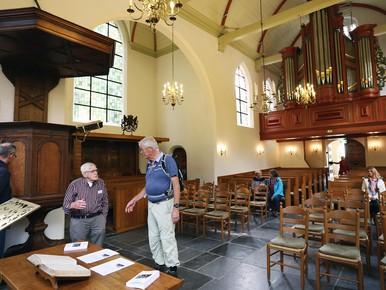 Stulpkerk: 'Ik tel mijn zegeningen'