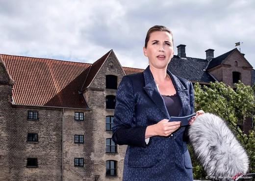 Denemarken en Groenland halen banden aan