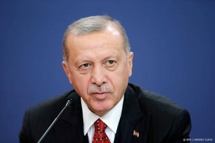 Erdogan dreigt vluchtelingen naar EU te sturen