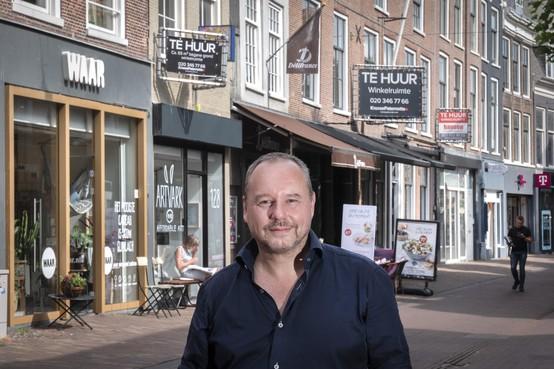 Leegstand van winkels in Haarlemse binnenstad te lijf
