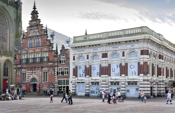 Juridische strijd tussen gemeente Haarlem en Raiola over Verweyhal