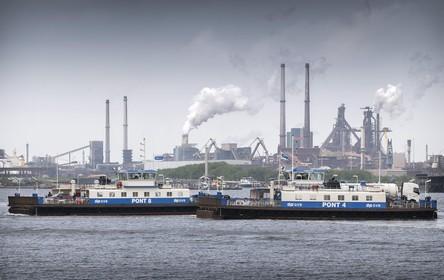 IJmond doet klemmend beroep op FNV om ponten toch te laten varen tijdens OV-staking
