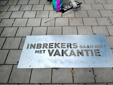 Meerdere woninginbraken in Nieuwkoop