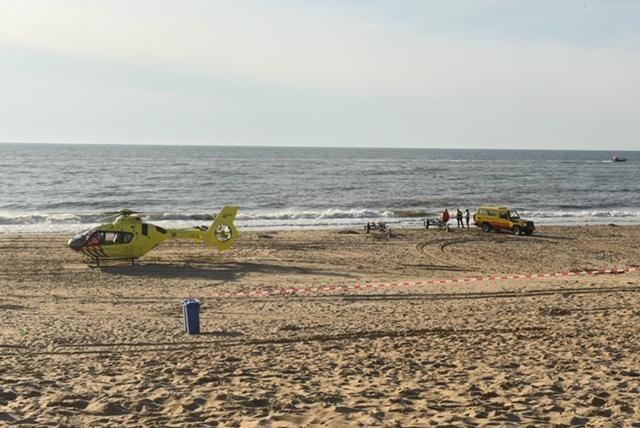 Twee zwemmers verdronken bij Wassenaarseslag, derde persoon bij Zuiderstrand [video]