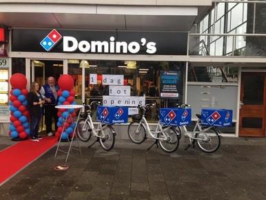 Domino's Pizza in Den Helder en Heerhugowaard benadeeld door valsemunterij