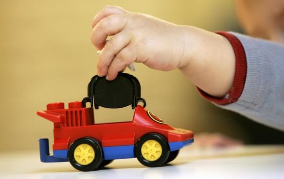 Speelgoed ruilen in Velsen voor Sinterklaas