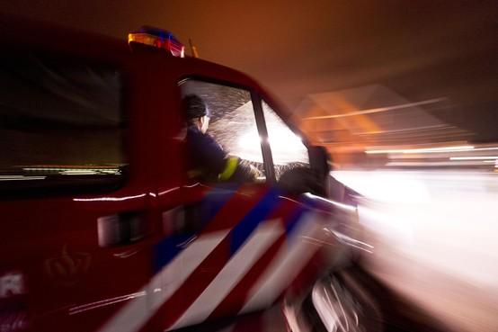 Auto door brand verwoest in Hoofddorp