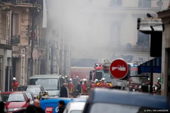 Minister: veel slachtoffers door explosie