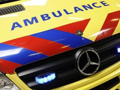 Slachtoffertje ongeval Bussum alsnog overleden