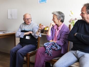 Open Joodse huizenroute in Haarlem toont sporen oorlog