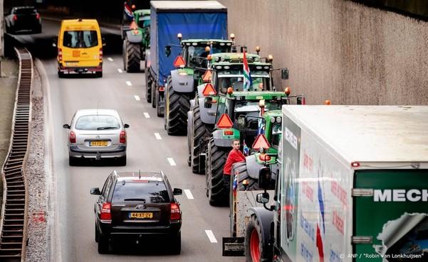 LTO: hoogtepunt boerenprotest nog niet bereikt