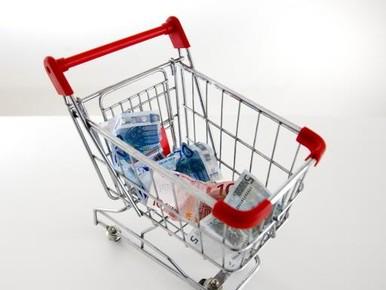 Winkeldieven gepakt met 450 euro aan boodschappen