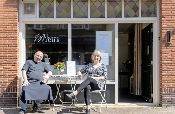 Alkmaars restaurant Riche na decennia echt weg: 'Ze kwamen uit Volendam om hier vis te eten'