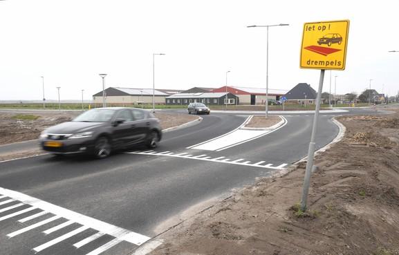 In nieuwe verkeerssituatie Julianadorp wordt Langevliet ontzien, maar rijden er 2600 auto's per dag meer over de Breewijd