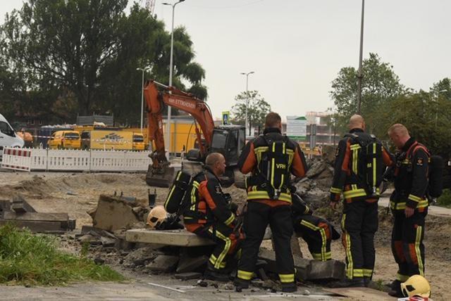 Groot gaslek in Alphen aan den Rijn; woningen ontruimd aan Raafstraat en Lijsterlaan [update]
