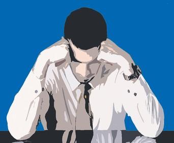 Werk grote bron van stress: Zestig procent van inwoners Kennemerland heeft er klachten van