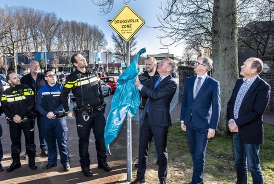 Drugsvrije zone in IJmuiden schrikt dealer af