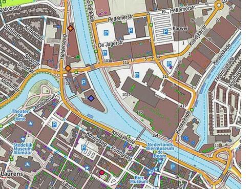 Plan: jachthaven en wonen op Overstad