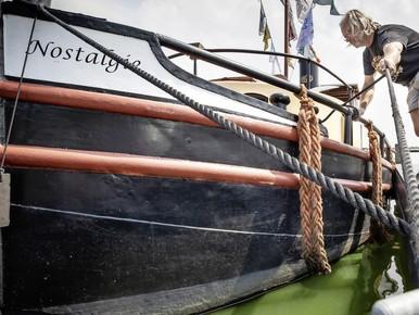 Sail Warmond is begonnen