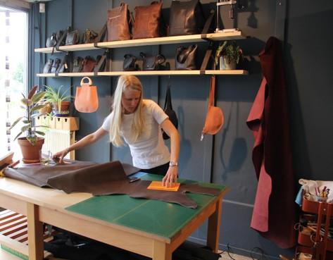 Ambachtslab Hoorn begint met creatievelingen en ambachtslieden een tweede leven