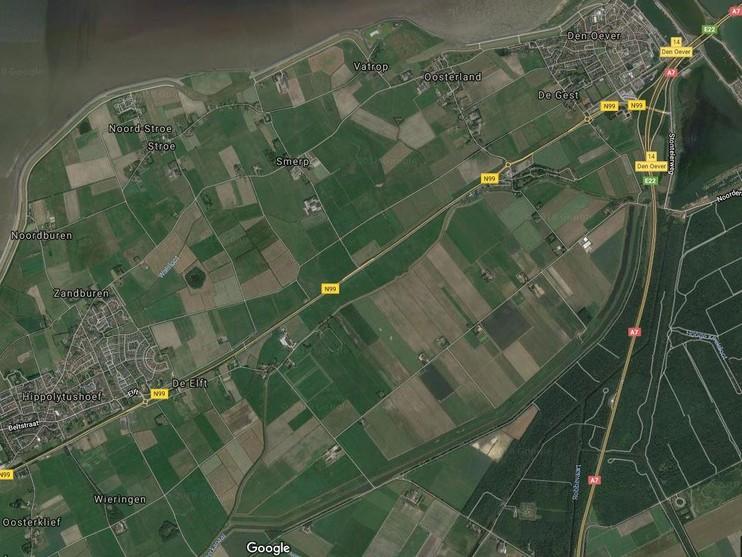 Miljoenen euro's in 'dode' Wieringer polder