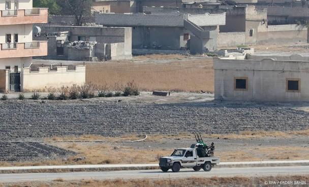 Syrië zet leger in tegen Turkije