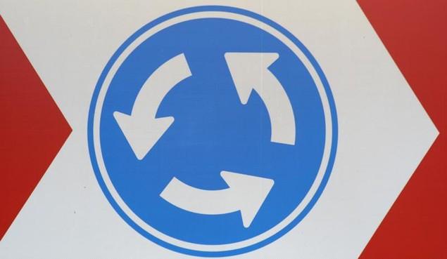 Politiek kritisch over rotondes op Drechterlandseweg